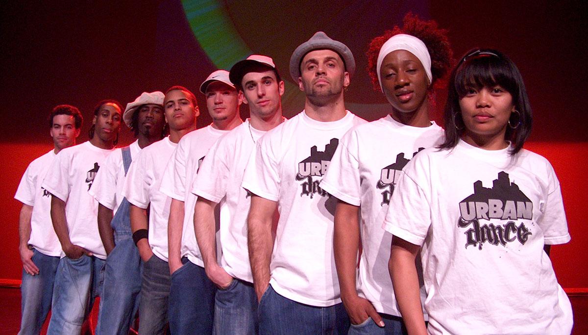 Art of Urban Dance - Team