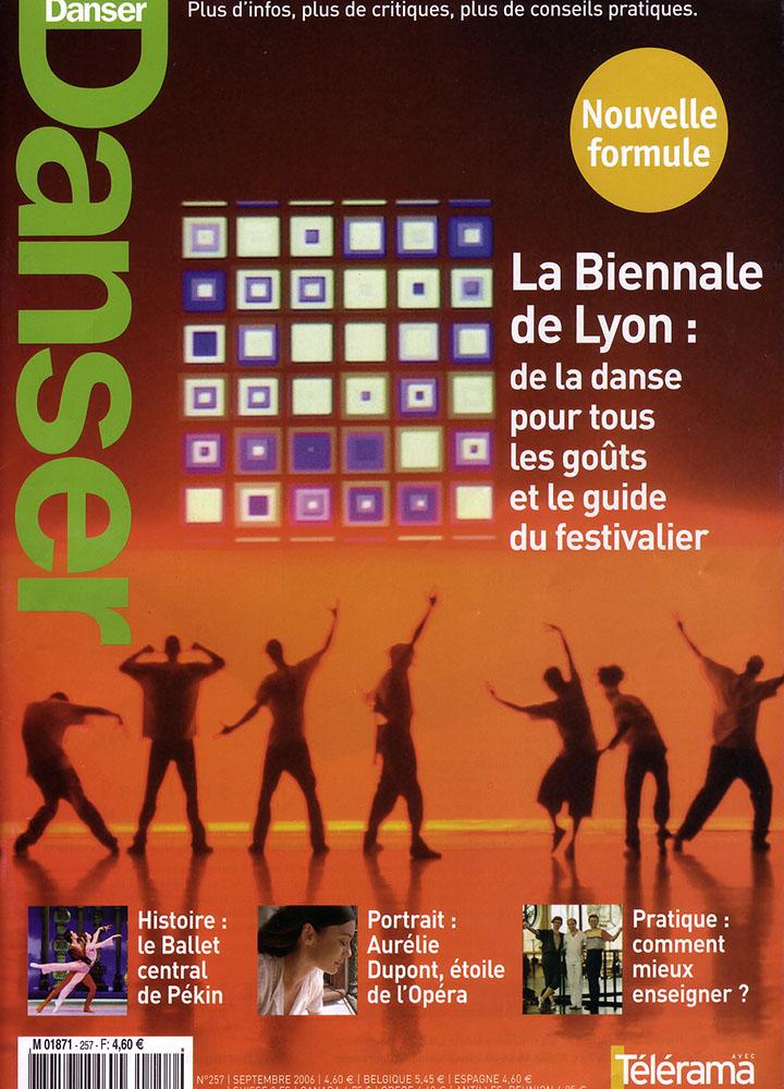 Cover: Danser