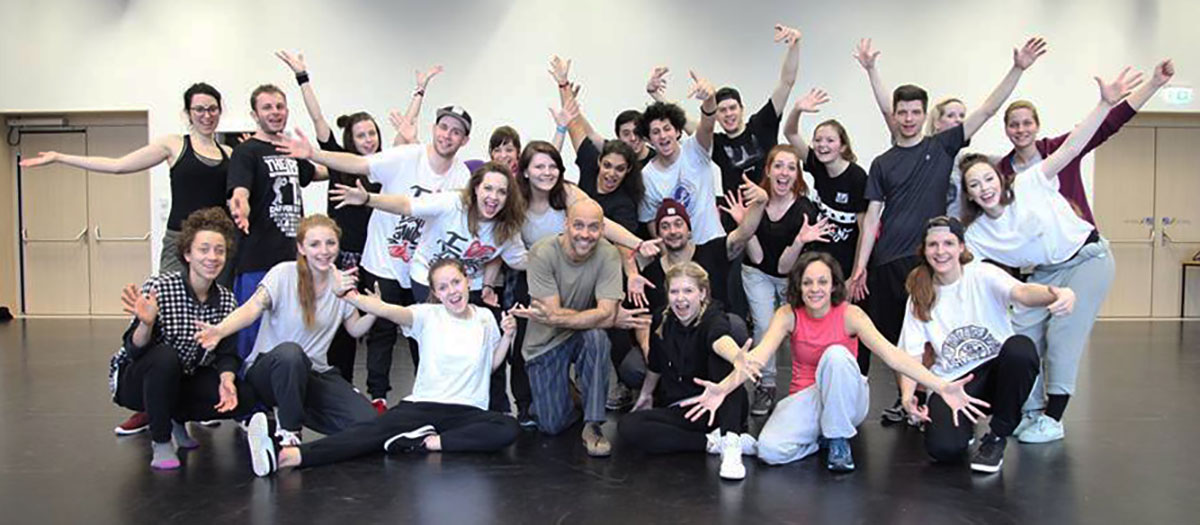 Lehrgang Urban Dance Education