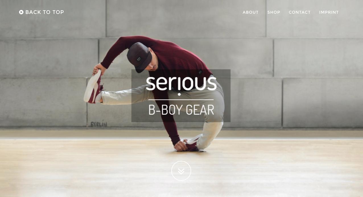 Serious Brand Teaser