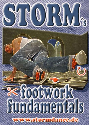 Footwork Fundamentals Cover